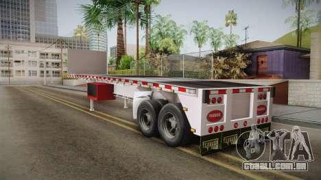 Trailer Americanos v1 para GTA San Andreas