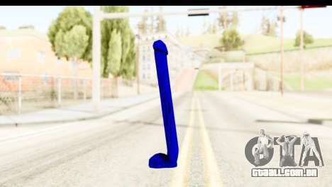 HD Dildo v4 para GTA San Andreas