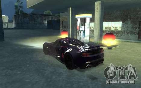 ENB For Low Pc v.1 by Foty para GTA San Andreas