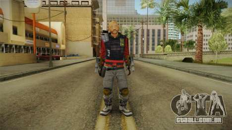 Will Smith - Deadshot v2 para GTA San Andreas segunda tela