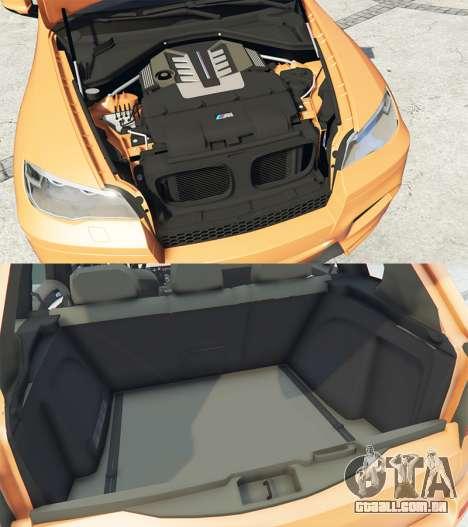 BMW X5 M (E70) 2013 v1.0 [add-on] para GTA 5