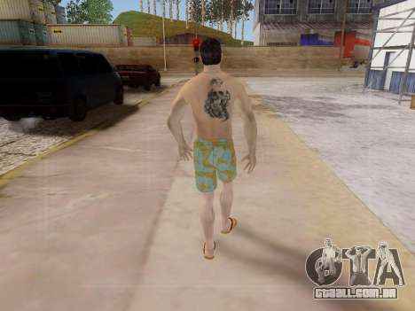 New Wmybe para GTA San Andreas segunda tela