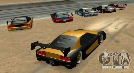Turismo Major Ver.2 para GTA San Andreas