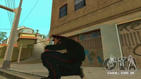 Principais interior para GTA San Andreas sexta tela