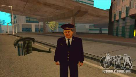Karpov v2 para GTA San Andreas terceira tela