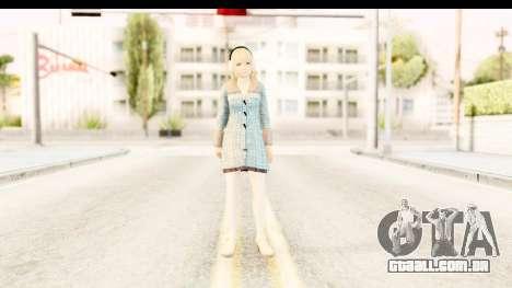 DoA 5: LR - Marie Rose Sweater para GTA San Andreas