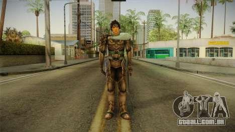 Warriors Orochi 3 - Zhao Yun (DW6) para GTA San Andreas segunda tela
