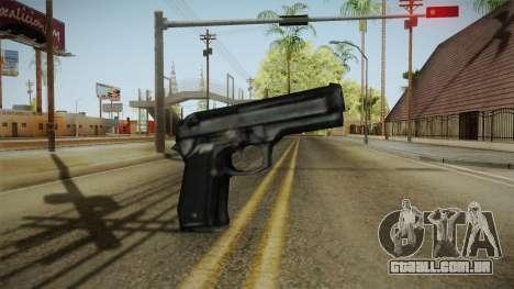 Silent Hill 2 - Pistol 1 para GTA San Andreas