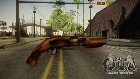 Silent Hill 2 - Sawnoff para GTA San Andreas