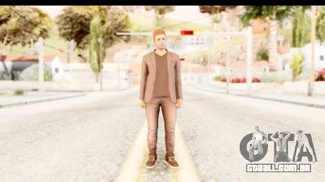 GTA 5 Random Skin 4 para GTA San Andreas segunda tela