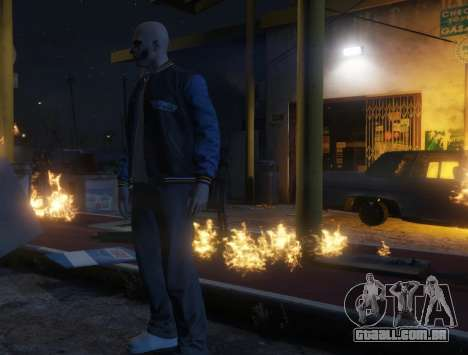 GTA 5 Suicide Squad El Diablo terceiro screenshot