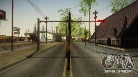 Silent Hill 2 - Weapon 2 para GTA San Andreas terceira tela