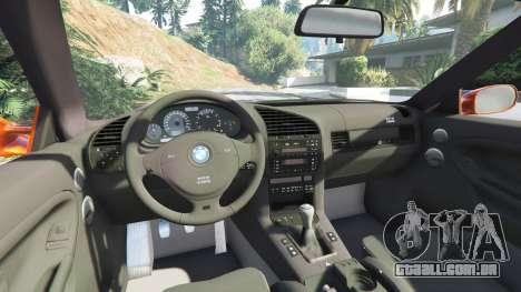 BMW 328i (E36) M-Sport v1.1 [replace] para GTA 5