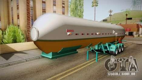 Trailer Brasil v1 para GTA San Andreas