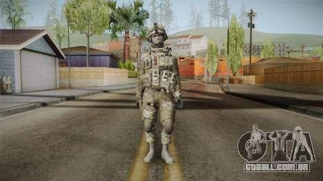 Multicam US Army 4 v2 para GTA San Andreas segunda tela