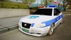 Ikco Samand Police v2