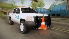 Chevrolet Silverado 2009 SA DOT
