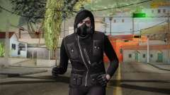 GTA 5 Heists DLC Female Skin 1 para GTA San Andreas