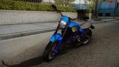 GTA 5 Pegassi Esskey para GTA San Andreas