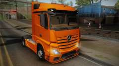 Mercedes-Benz Actros Mp4 4x2 v2.0 Steamspace