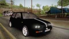 Volkswagen Golf Mk3 Blyatmobile