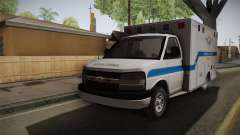 Chevrolet Express 2011 Ambulance