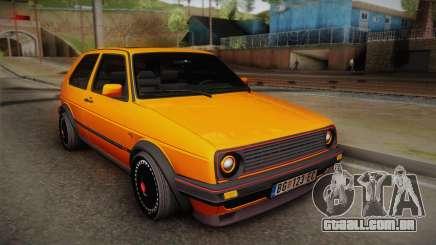 Volkswagen Golf Mk2 GTI .ILchE STYLE. para GTA San Andreas