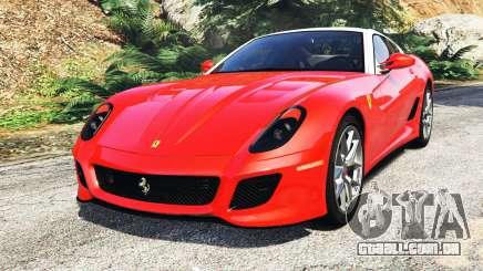 Ferrari 599 GTO [add-on] para GTA 5
