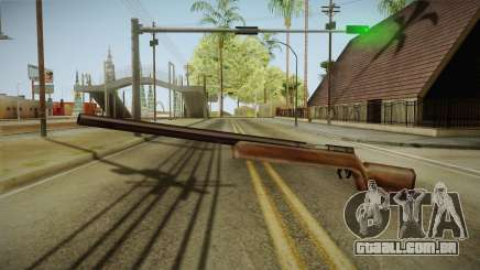 Silent Hill 2 - Rifle para GTA San Andreas