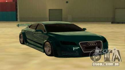 AUDI A7 SPORTS para GTA San Andreas