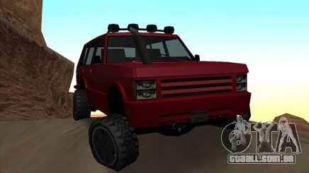 Huntley Offroad para GTA San Andreas