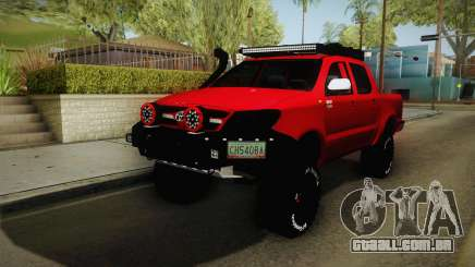 Toyota Hilux 2010 Venezolana de Off Road para GTA San Andreas