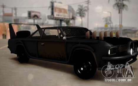 Mad Tampa para GTA San Andreas esquerda vista