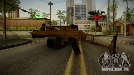 HK G36C v2 para GTA San Andreas terceira tela