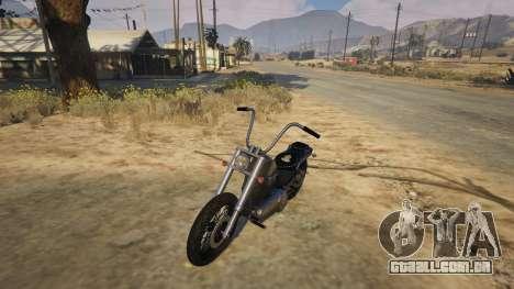 GTA 5 Daemon SOA Harley-Davidson voltar vista