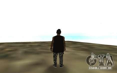 Ballas3 para GTA San Andreas terceira tela