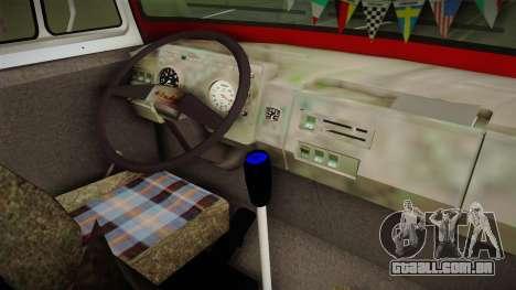 ZIL-433442 AL-30 para GTA San Andreas