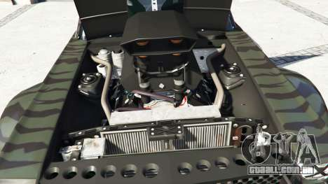 Ford Mustang 1965 Hoonicorn v1.1 [replace] para GTA 5