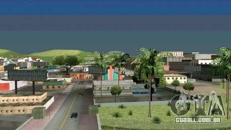 Brilhante timecyc para GTA San Andreas segunda tela