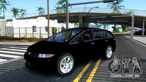 2010 Dinka Perennial Unmarked para GTA San Andreas