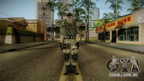 Resident Evil ORC Spec Ops v3 para GTA San Andreas segunda tela