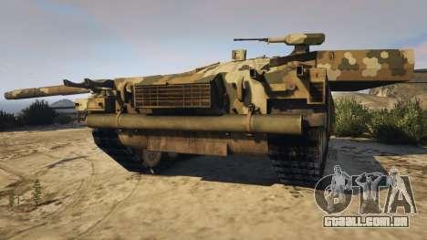 GTA 5 T-100 Varsuk voltar vista