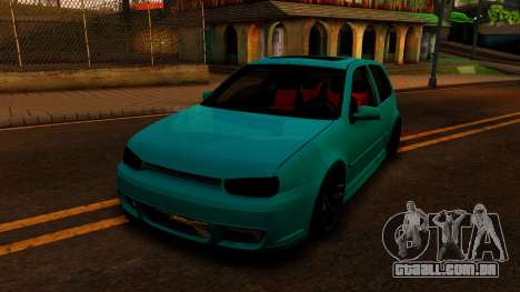 VW Golf 4 para GTA San Andreas