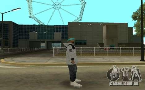 Varios Los Aztecas 2 para GTA San Andreas segunda tela