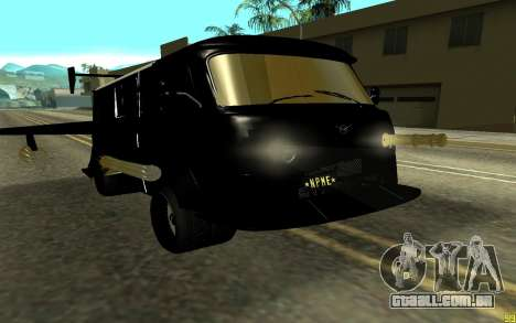 UAZ BUXANKA para GTA San Andreas