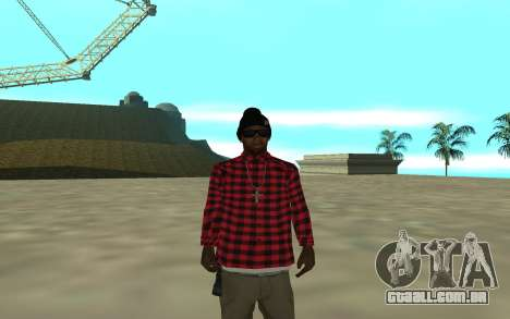 The Ballas para GTA San Andreas
