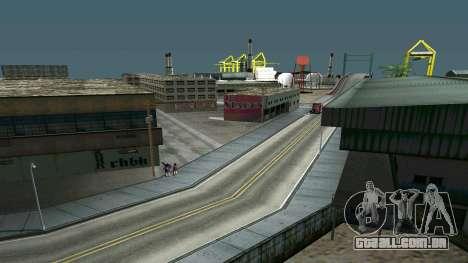 Brilhante timecyc para GTA San Andreas terceira tela