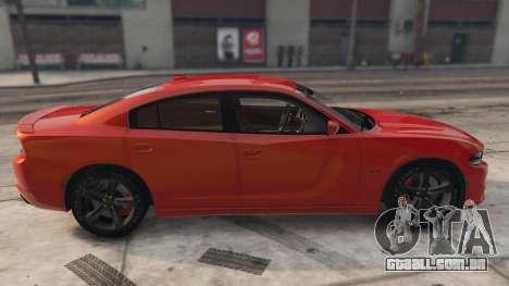 GTA 5 Maibatsu Revolution SG-RX Widebody vista lateral esquerda