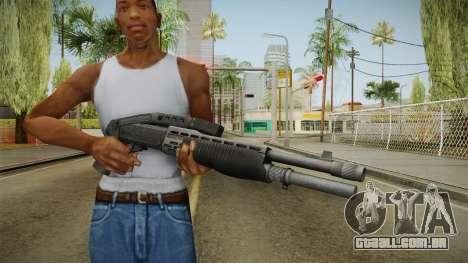 Franchi SPAS-12 para GTA San Andreas terceira tela