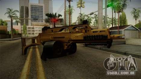 HK G36C v2 para GTA San Andreas segunda tela